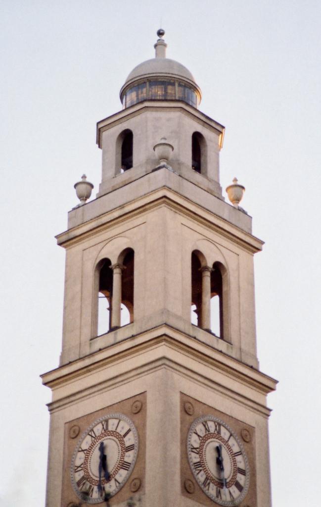 LSU Memorial Tower by eudora