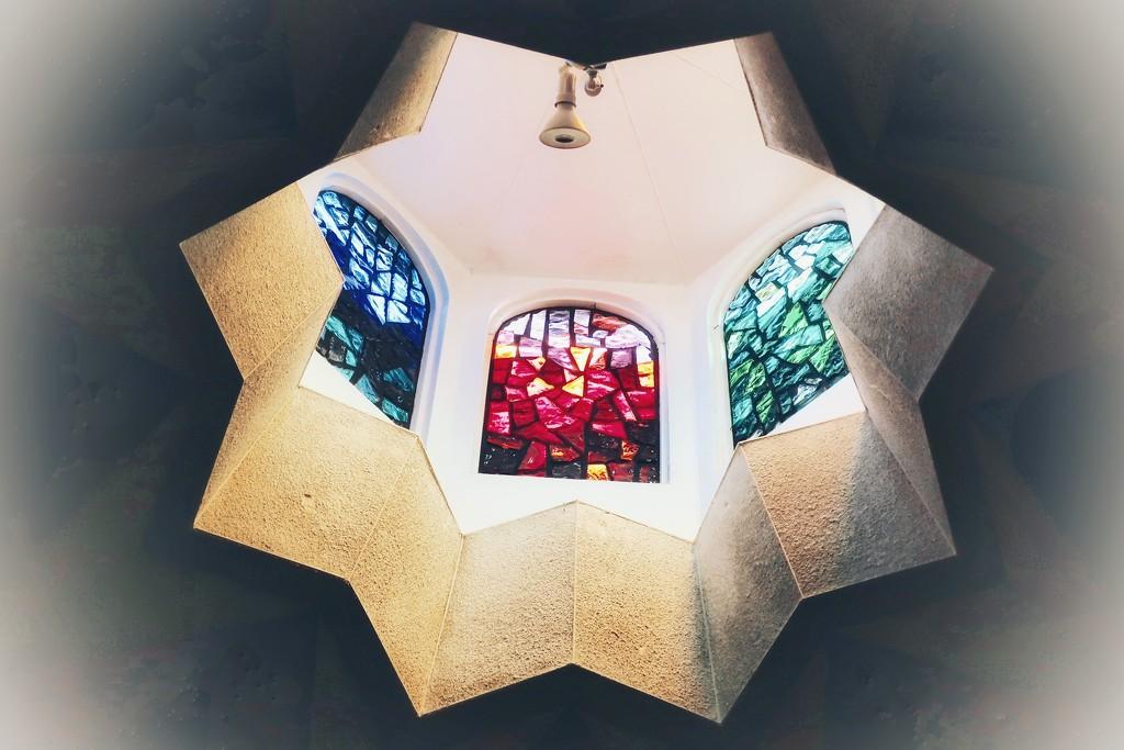 The chapel ceiling by louannwarren