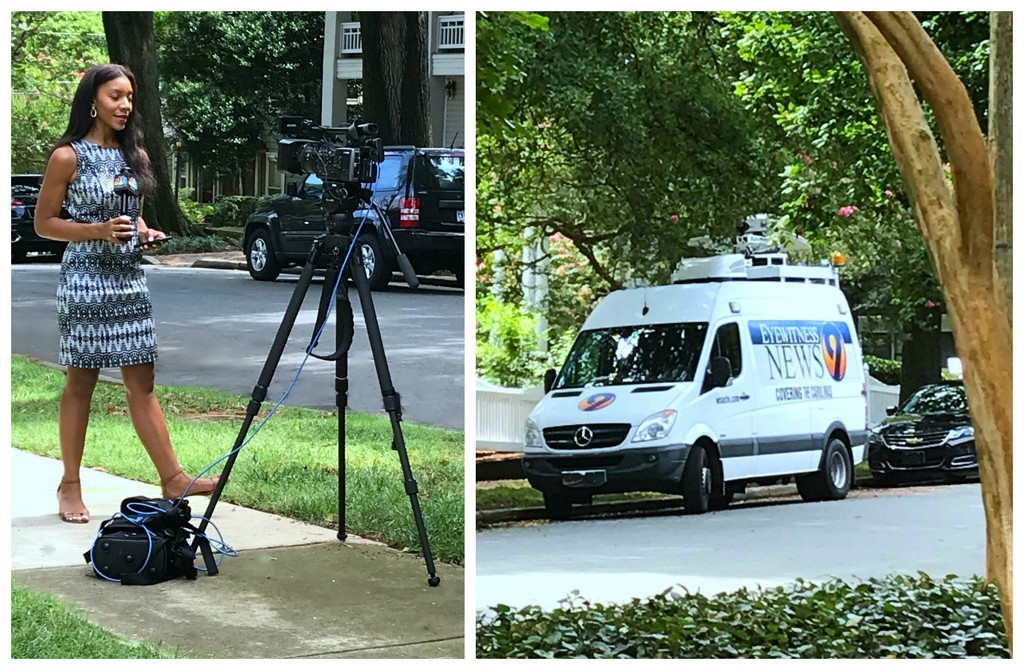 Channel 9 Reporting... by peggysirk