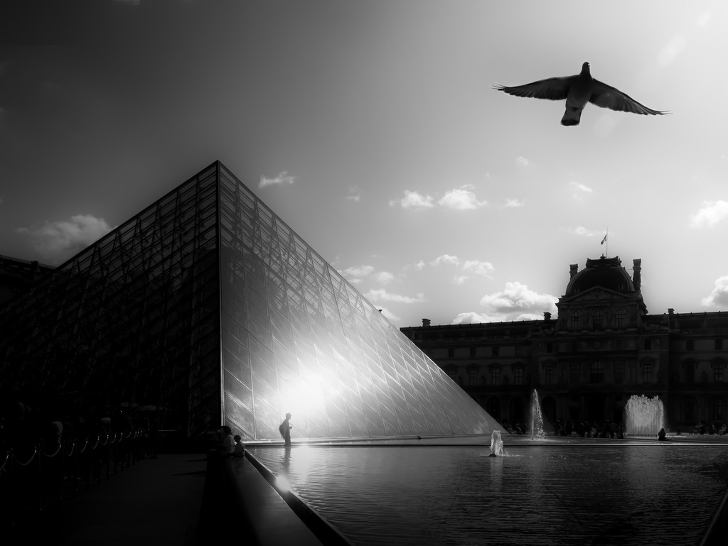 the louvre - a shameless composite by northy