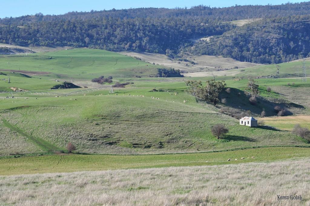 A rural view by kgolab