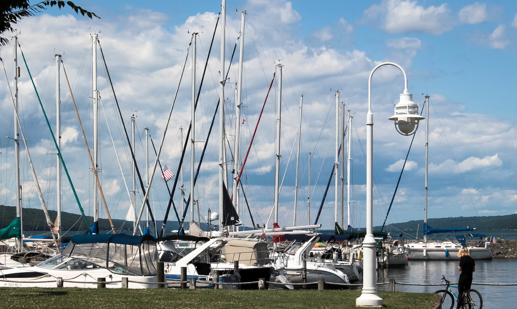 Masts by mittens
