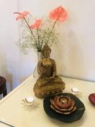 22nd Aug 2019 - The Buddha statue
