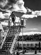 23rd Aug 2019 - Stairway to the Clouds