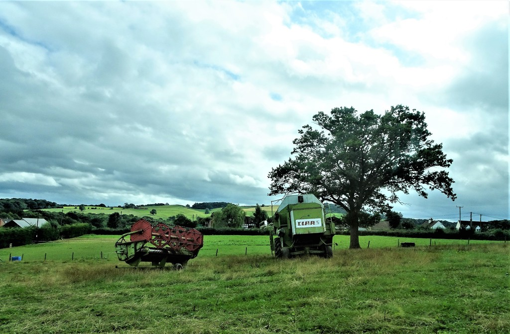 Farm impliments  by beryl