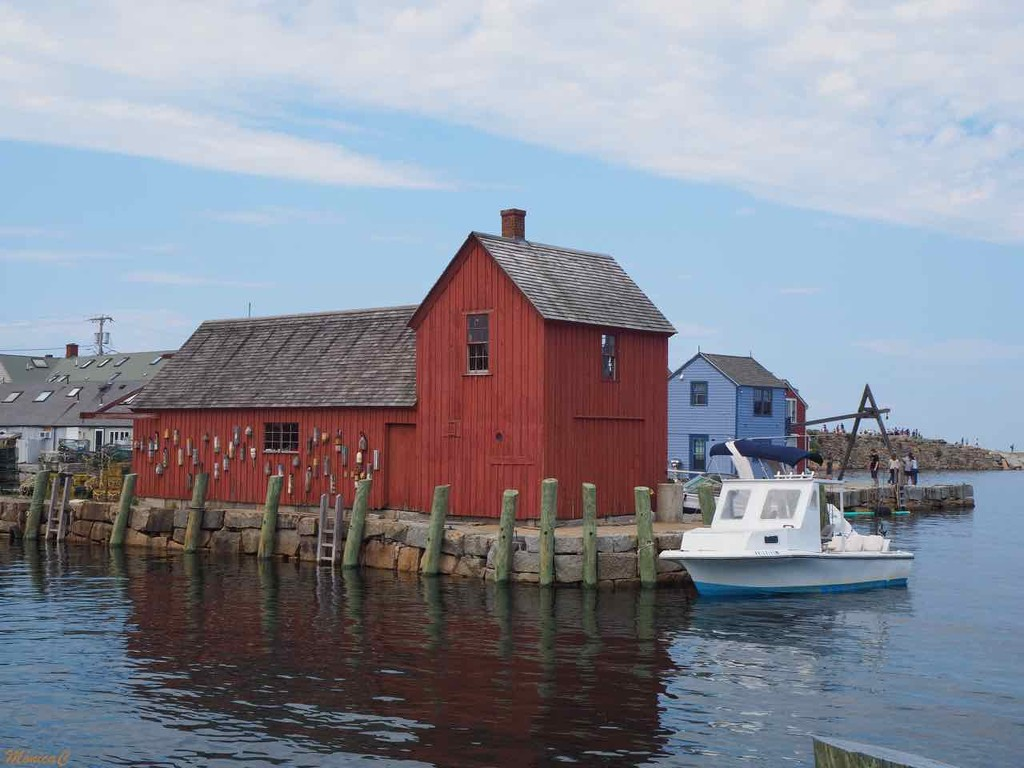 Rockport by monicac
