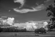 24th Aug 2019 - Cloudy sky...