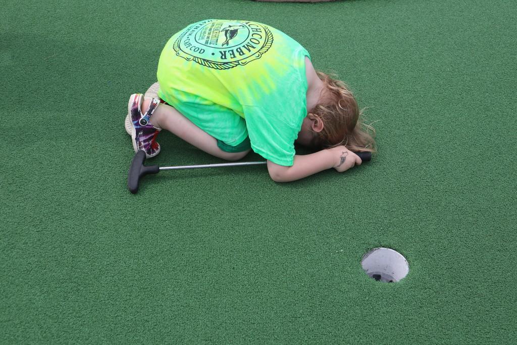 First Mini Golf Breakdown by blackmutts