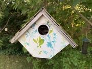 23rd Aug 2019 - Bird House