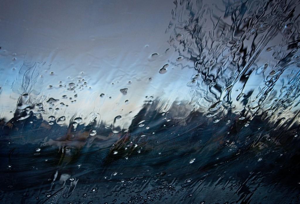 Hailstorm maelstrom by kiwinanna