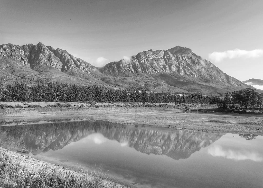 Morning Reflection by salza