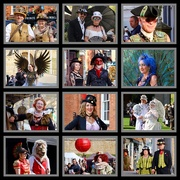 25th Aug 2019 - Steam Punks Collage