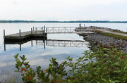 25th Aug 2019 - Pier at the Finger Lakes