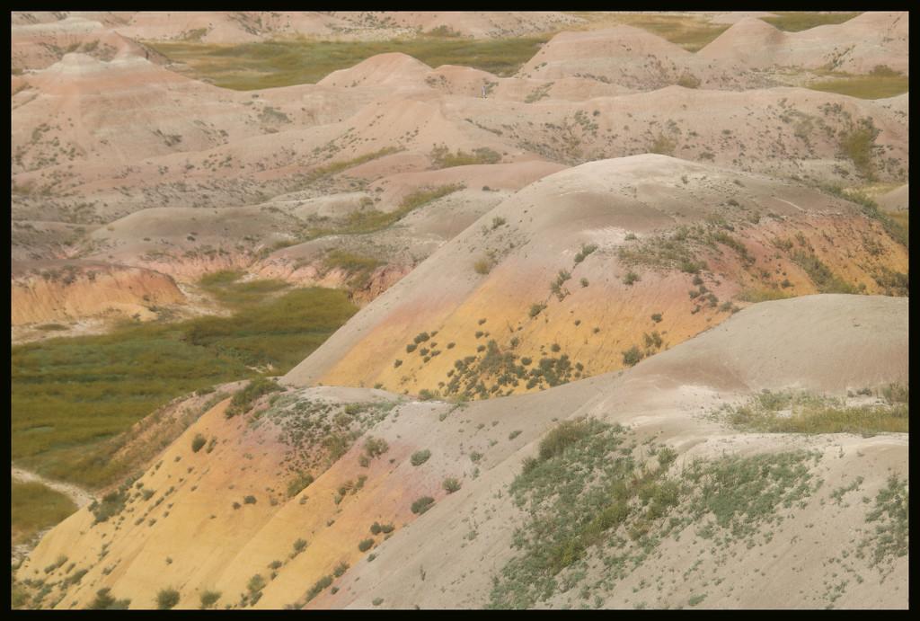 South Dakota Badlands by ladykassy46