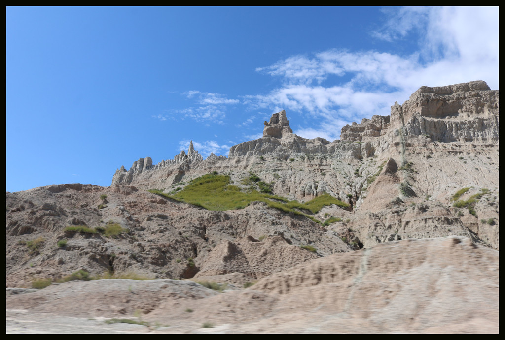 South Dakota Badlands by ladykassy46