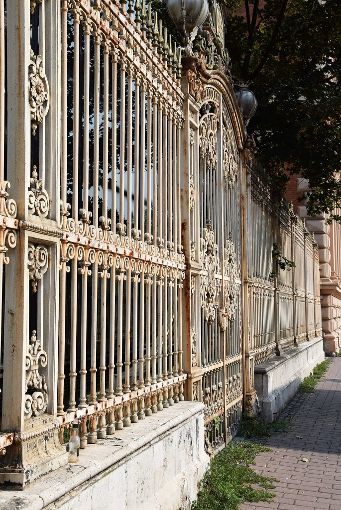 One fence in the Palace Quarter by kork