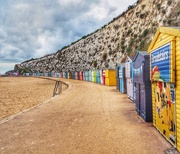 25th Aug 2019 - Beach Huts at Broadstairs