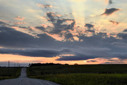 25th Aug 2019 - Kansas Sunset 8-25-19