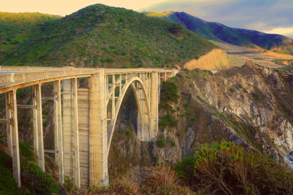 Bixby Bridge  by joysfocus