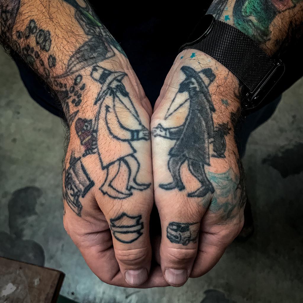 Hand Jive by bradsworld