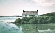 14th Aug 2019 - The old school house on Sherkin Island