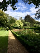 20th Aug 2019 - Sidney Sussex college garden