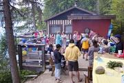 25th Aug 2019 - Birthday Party at Christina Lake