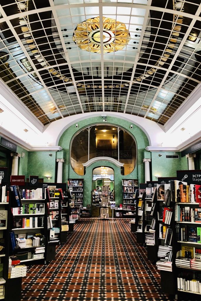 Art Nouveau Book Store by vera365