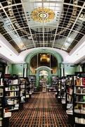 19th Aug 2019 - Art Nouveau Book Store