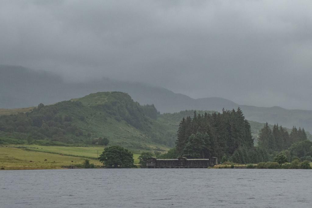 Loch Venachar by sheilaw