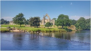 27th Aug 2019 - Bolton Abbey and the stepping stones