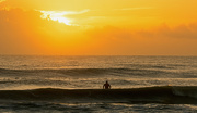27th Aug 2019 - Surfer Waiting on the Perfect Wave!