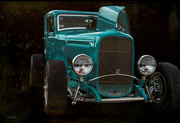 28th Aug 2019 - Classy '32 Ford coupe