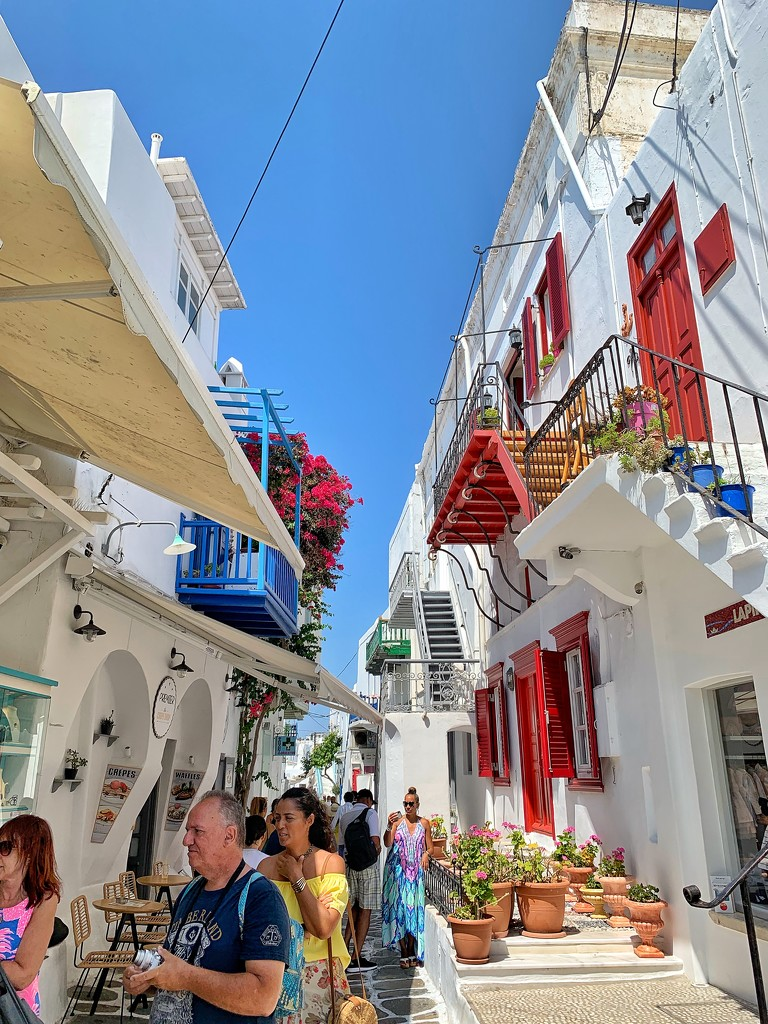Colorful street.  by cocobella