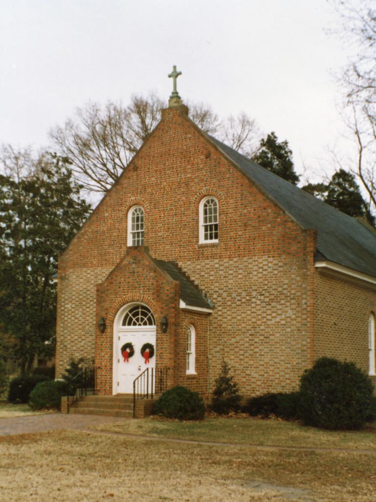 Old Donation Church  by eudora