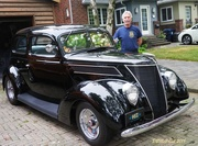 27th Aug 2019 - Larry's '37 Ford