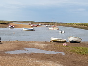 29th Aug 2019 - Burnham Overy Staithe