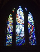 28th Aug 2019 - Stained glass window in the Glasgow Cathedral