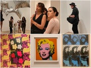 29th Aug 2019 - SFMOMA candids and Andy Warhol