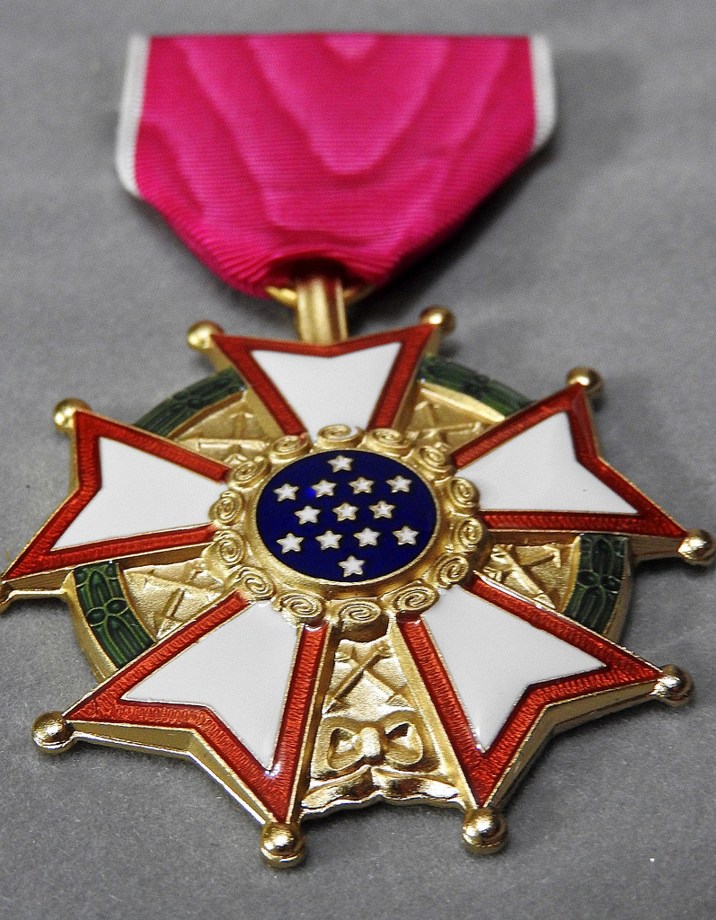 Legion of Merit by homeschoolmom