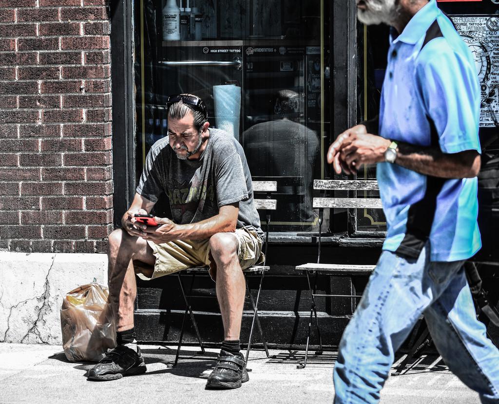 Street Life by ggshearron
