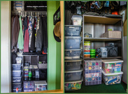 29th Aug 2019 - (Day 197) - Closet Space