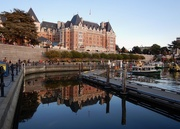 28th Aug 2019 - The Empress Hotel,  Victoria, Vancouver Island  DSCN2256
