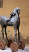 30th Aug 2019 - Horse on wheels