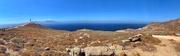 30th Aug 2019 - Faros Armenistis panorama.