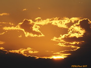 30th Aug 2019 - Clouds on Fire 1