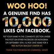 30th Aug 2019 - 10,000 Likes