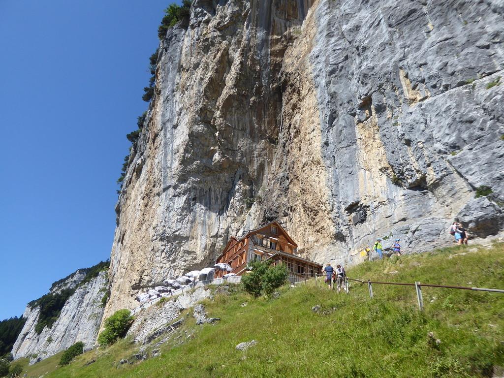 Mountain Hut by cmp