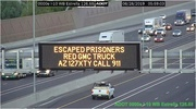 31st Aug 2019 - This sign over the freeway