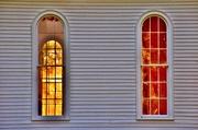 30th Aug 2019 - 7 AM Old Church Windows
